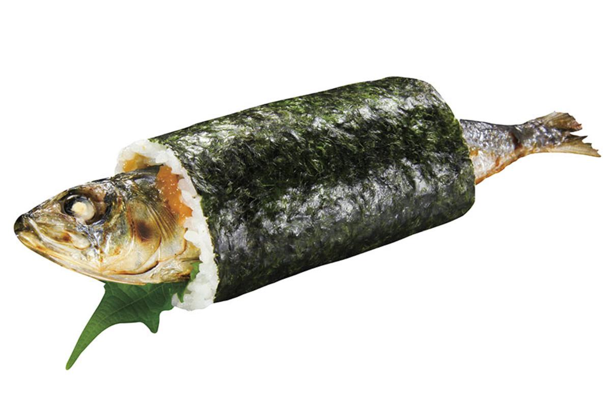 くら寿司恵方巻き